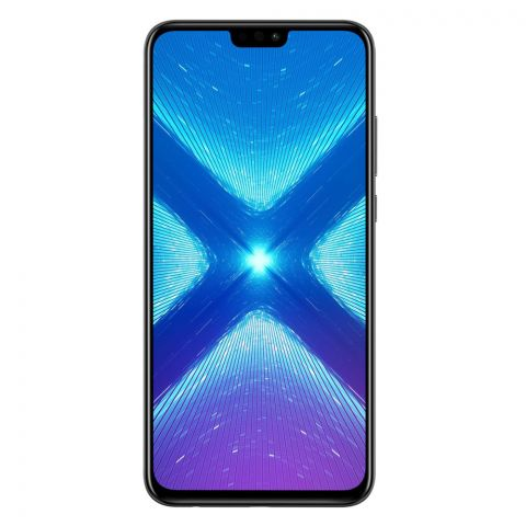 Honor 8X 4GB/128GB Black Smartphone - JSN-L22