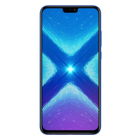 Honor 8X 4GB/128GB Blue Smartphone - JSN-L22