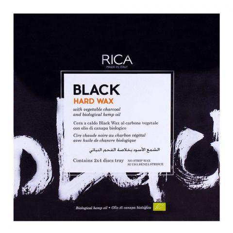 RICA Black Charcoal Hard Wax 1000gm