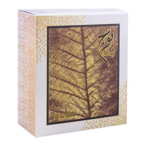 Asdaaf Mouj For Woman Eau De Parfum, 100ml