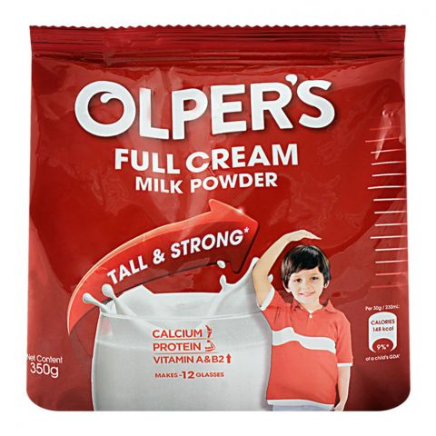 Olper's Full Cream Milk Powder 350gm