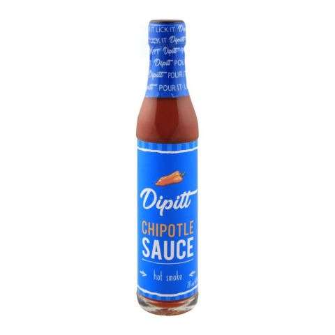 Dipitt Chipotle Sauce, 60ml