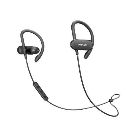Anker Soundbuds Curve Wireless Earphones Black - A3263H11
