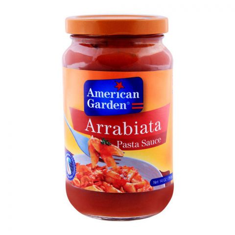 American Garden Arrabiata Pasta Sauce 397g