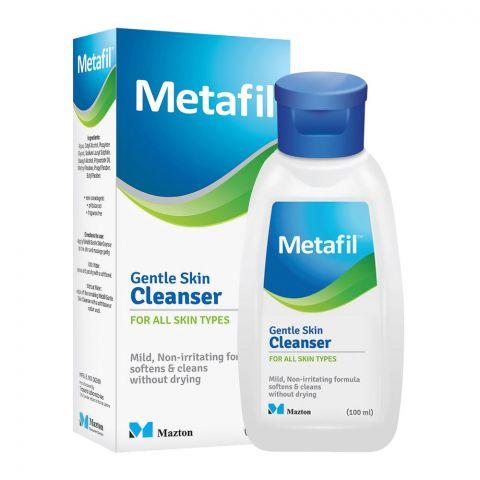 Metafil Gentle Skin Cleanser For All Skin Types 100ml