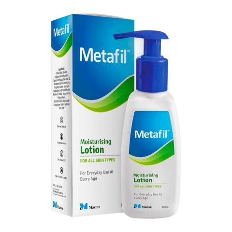Metafil Moisturising Lotion for All Skin Types 150ml