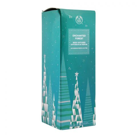 The Body Shop Enchanted Forest Reed Diffuser, 125ml