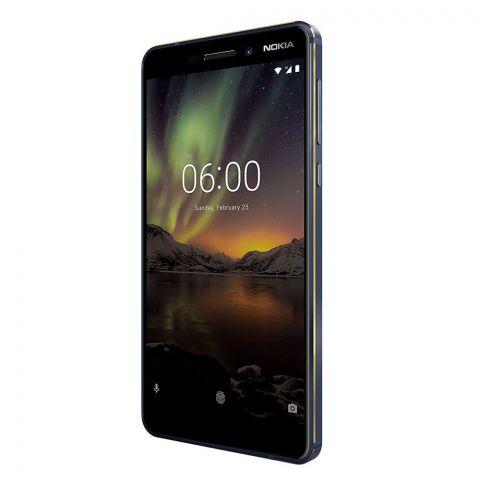 Nokia 6.1 Dual SIM 4GB 64GB Blue/Gold Smartphone - TA-1043