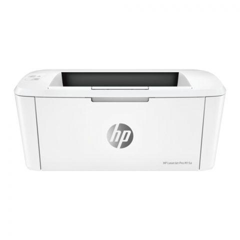 HP LaserJet Pro Printer, White, M15A