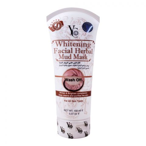 YC Whitening Facial Herbal Mud Mask