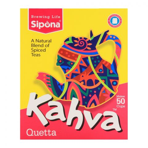 Sipona Kahva Quetta Tea 95gm
