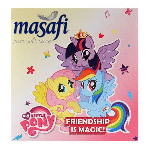 Masafi My Little Pony Tissue 100x2 Ply