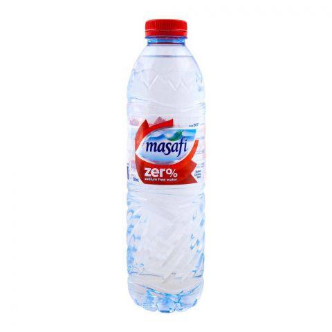Masafi Zero% Sodium Free Water 500ml