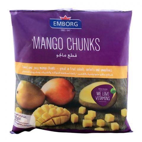 Emborg Frozen Mango Chunks 400g