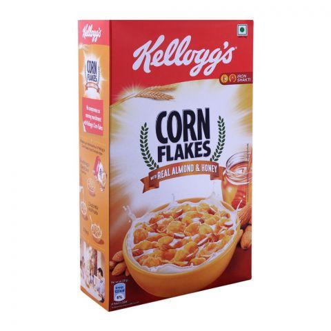 Kellogg's Corn Flakes With Almond & Honey 650g