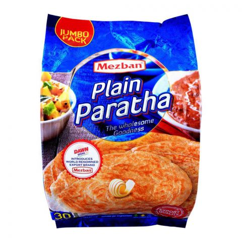 Dawn Mezban Plain Paratha 30 Pieces