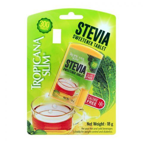 Tropicana Slim Sweetener Tablets, 300-Pack