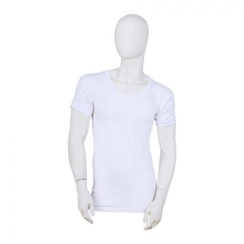 BigBen Premium Cottin Vest RNS, White, 1313