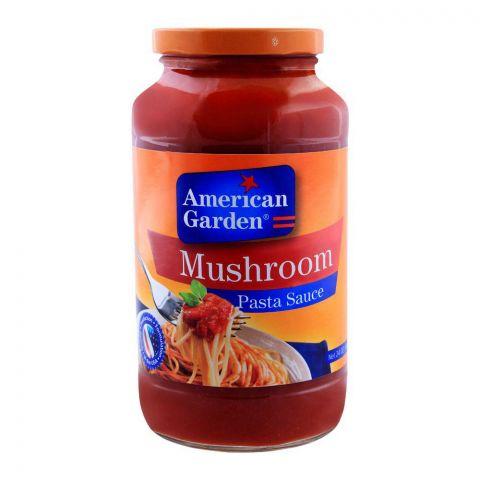 American Garden Mushroom Pasta Sauce 24oz/680g