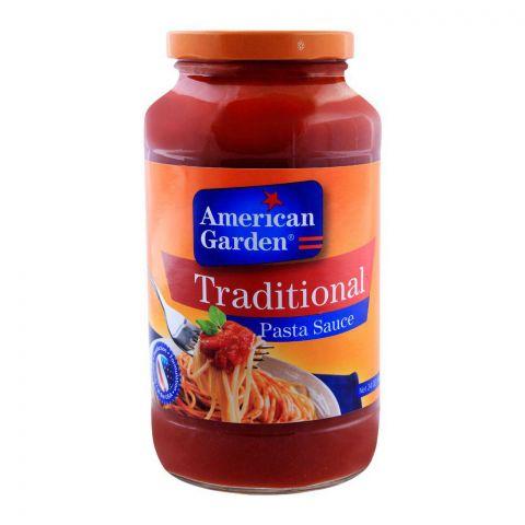 American Garden Traditional Pasta Sauce 24oz/680g