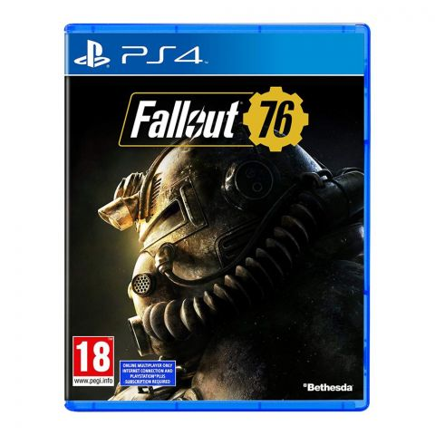 Fallout 76 - PlayStation 4 (PS4)