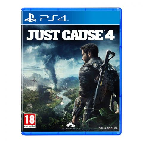 Just Cause 4 - PlayStation 4 (PS4)