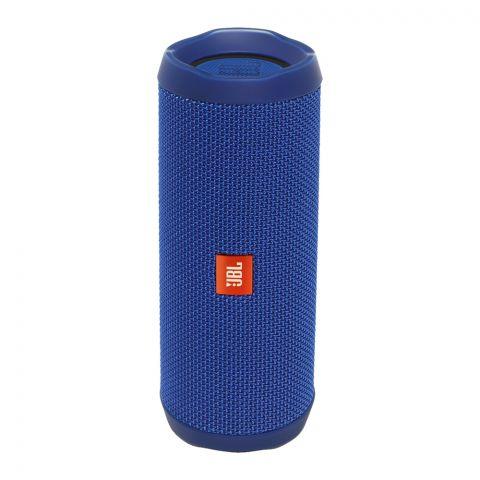 JBL Flip 4 Waterproof Portable Bleutooth Speaker Blue