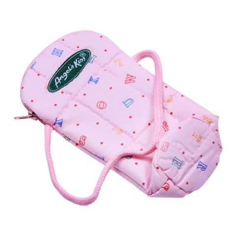 Angel' Kiss Feeder Cover, Small, Pink