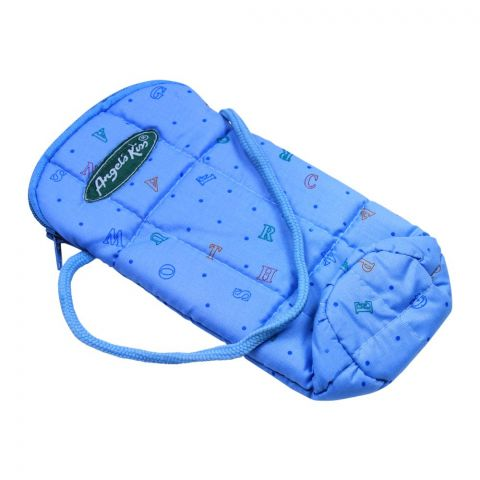 Angel's Kiss Feeder Cover, Large, Blue