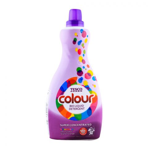 Tesco Bio Super Concentrated Brilliant Cleaning Liquid Detergent 1.5 Liter