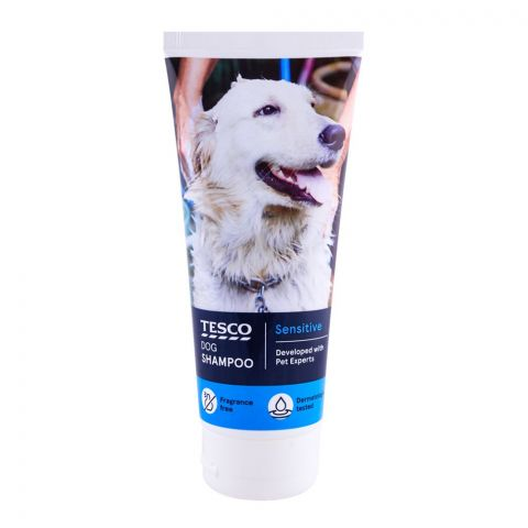 Tesco Sensitive Dog Shampoo 200ml