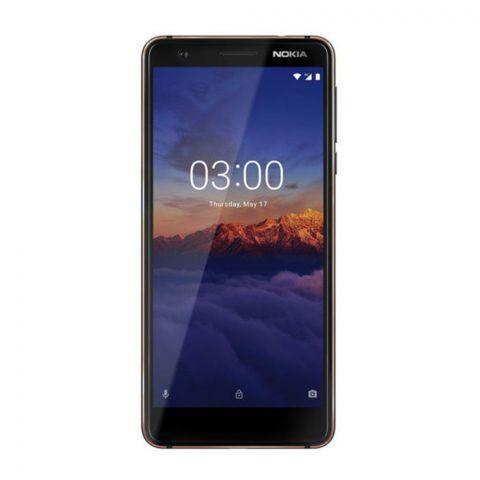 Nokia 3.1 Dual SIM 2GB 16GB Blue Smartphone - TA-1063