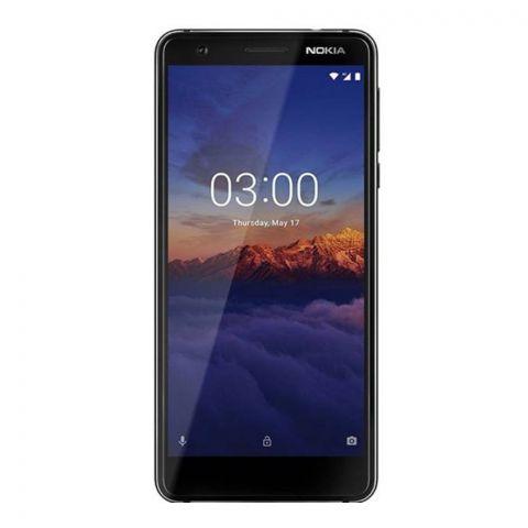 Nokia 3.1 Dual SIM 2GB 16GB Black Smartphone - TA-1063