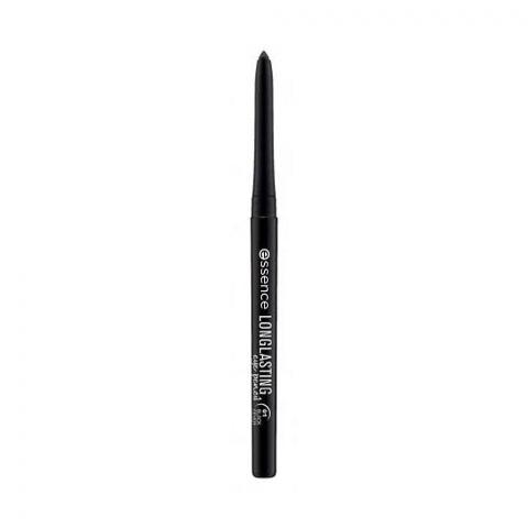 Essence Long Lasting Eye Pencil, 01 Black Fever