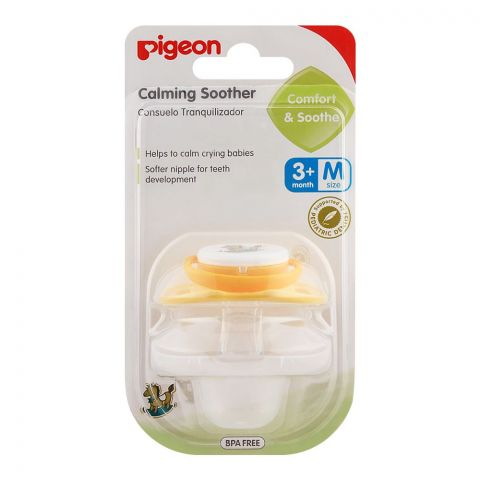 Pigeon Calming Soother 3M+ Medium  - 26059
