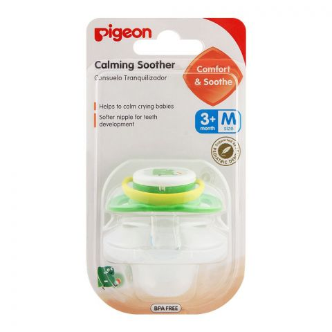 Pigeon Calming Soother 3M+ Medium  - 26062