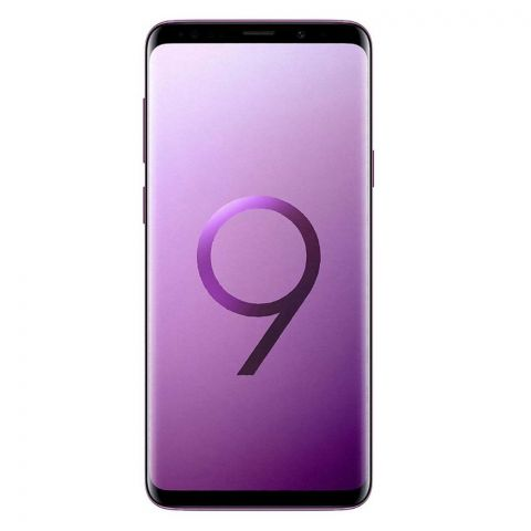 Samsung Galaxy S9 Plus 128GB Purple Smartphone - SM-G965/DS