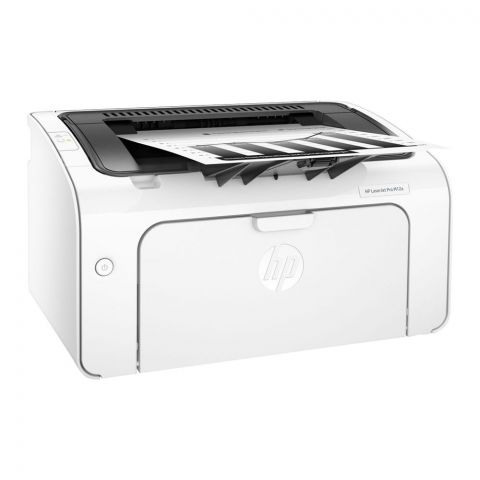 HP LaserJet Pro Printer, White, M12A