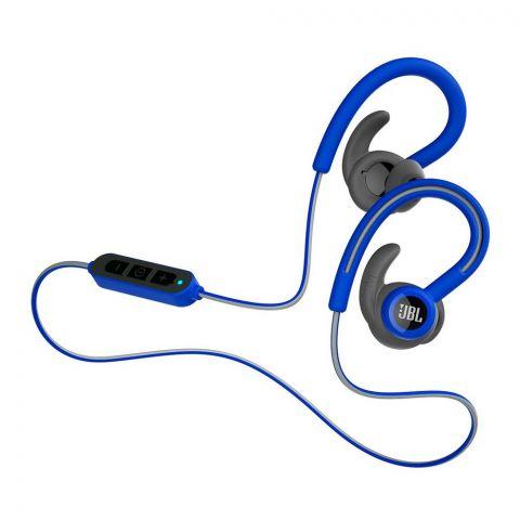 JBL Reflect Contour Secure Fit Wireless Sports Headphones Blue