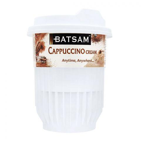 Batsam Instant Cappuccino Cream Coffee, 25g
