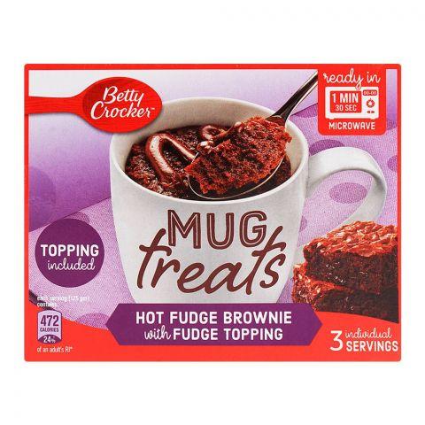 Betty Crocker Mug Treats Hot Fudge Brownie 300gm
