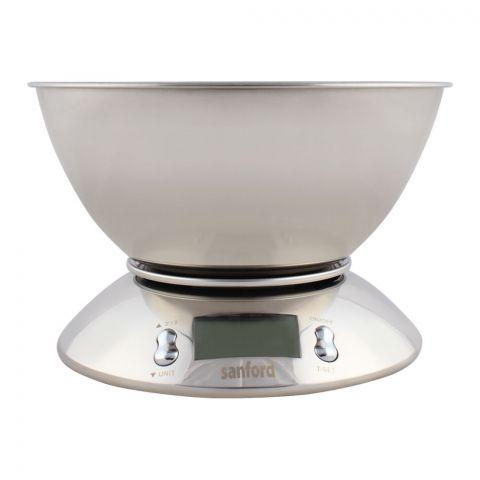 Sanford Electronic Kitchen Scale SF1521KS