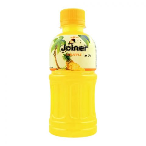 Joiner Juice, Pineapple, 320ml