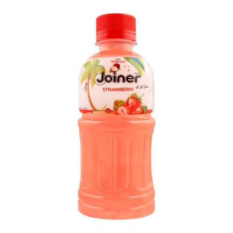 Joiner Juice, Strawberry, 320ml
