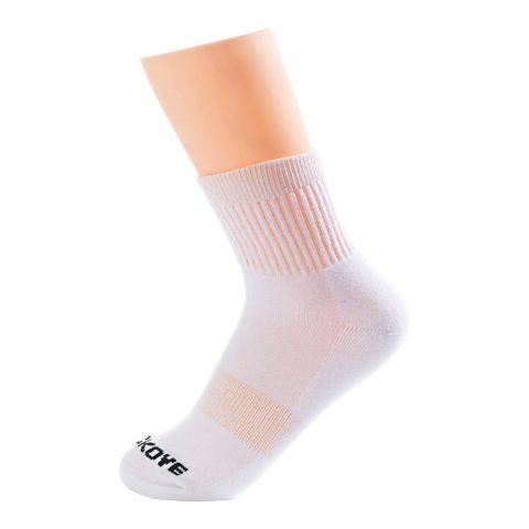 Sockoye Sports Socks SW White
