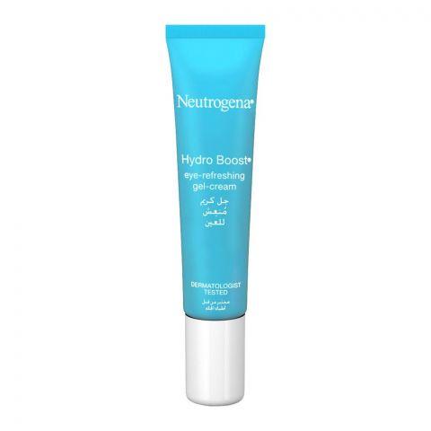 Neutrogena Hydro Boost Eye Refreshing Gel-Cream, 15ml