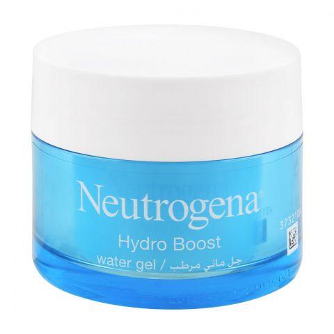 Neutrogena Hydro Boost Water Gel, Normal to Combination Skin, 50ml