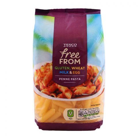 Tesco Free From Gluten, Wheat, Milk & Egg Penne Pasta 500g