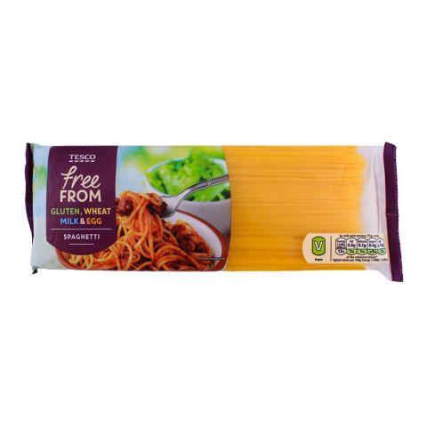 Tesco Free From Gluten, Wheat, Milk & Egg Spaghetti 500g