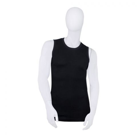 Mercury Gym Cut-In T-Shirt, Black